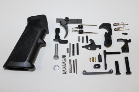 single stage lower parts kit We have in stock ar-15 lower parts kit from cmmg, rock river arms, dpms, daniel defense, stag arms, lmt, colt, spikes tactical, two stage lower parts kit, 2 stage nm trigger groups.